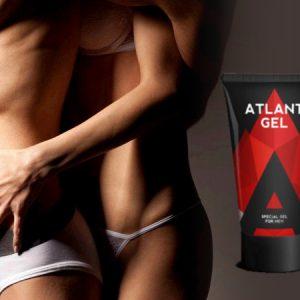 Atlant gel for men