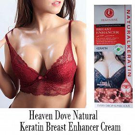 Natural Keratin Breast cream