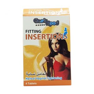 fitting insertion tablets